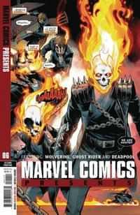 Marvel Comics Presents #6 Second Printing Siqueira