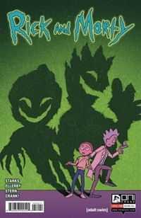 Rick and Morty #52 CVR B