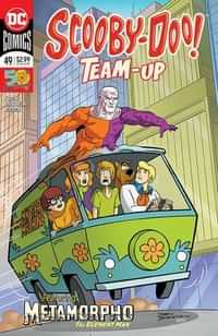 Scooby Doo Team Up #49