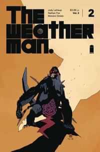 Weatherman #2 CVR C Mignola