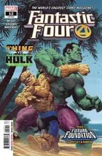 Fantastic Four #12