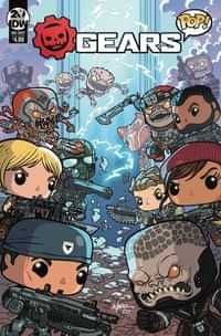 Gears of War One-Shot Pop