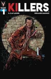 Killers #1 CVR C Lashley