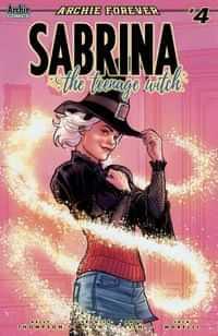 Sabrina Teenage Witch #4 CVR B Ibanez