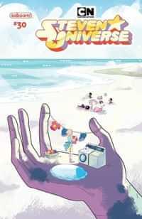 Steven Universe #30 CVR A Pena