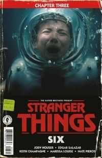 Stranger Things Six #3 CVR D Satterfield Photo