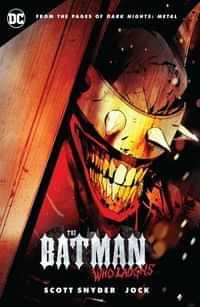 Batman HC Batman Who Laughs