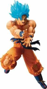 Dragon Ball SSGSS Son Goku Ichiban Figure