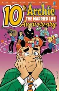 Archie Married Life 10 Years Later #1 CVR B Bone