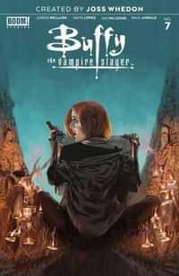 Buffy the Vampire Slayer #7 CVR A Aspinall