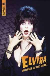 Elvira Mistress Of Dark #8 CVR D Photo