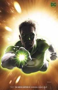 Green Lantern #10 CVR B Card Stock