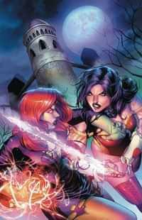 Grimm Fairy Tales #30 CVR B Coccolo