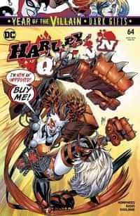 Harley Quinn #64 CVR A