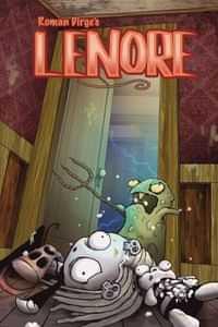 Lenore #1 CVR B Dirge