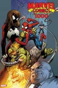 Marvel Comics #1000 Bagley 00s Var