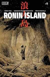 Ronin Island #5 CVR B Young