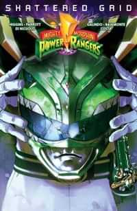Mighty Morphin Power Rangers TP Shattered Grid