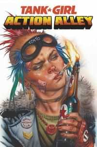 Tank Girl TP Action Alley V1