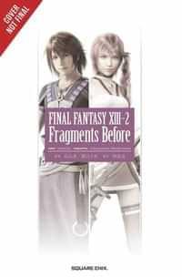 Final Fantasy XIII Novel 13-2 Fragments Before V1