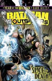 Batman and the Outsiders #4 CVR A