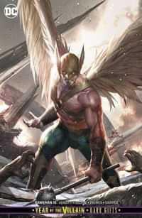 Hawkman #15 CVR B
