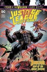 Justice League Odyssey #12 CVR A