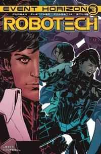 Robotech #23 CVR A Spokes