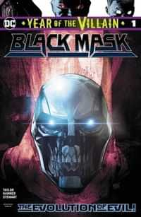 Year of the Villain One-Shot Black Mask