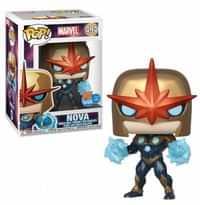 Funko Pop Marvel Nova Prime PX