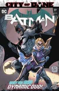Batman #77 CVR A