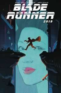Blade Runner 2019 #2 CVR A Ward