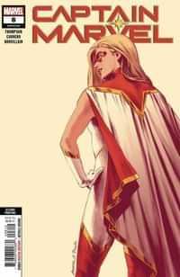 Captain Marvel #8 Second Printing Carnero New Art