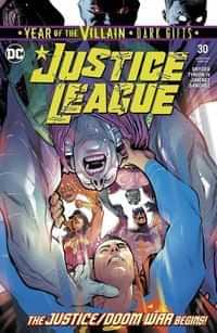Justice League #30 CVR A
