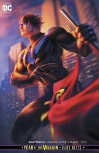Nightwing #63 CVR B