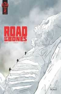 Road of Bones #2 second Printing