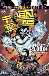 Teen Titans #33 CVR A