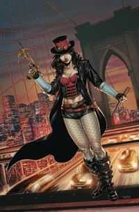 Van Helsing Vs Draculas Daughter #1 CVR A Coccolo