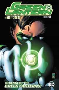 Green Lantern TP Geoff Johns V2