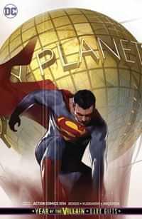 Action Comics #1014 CVR B