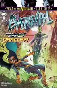 Batgirl #38 CVR A