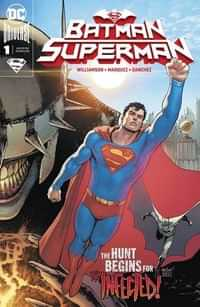 Batman Superman #1 CVR B Superman