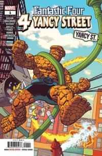 Fantastic Four 4 Yancy Street #1