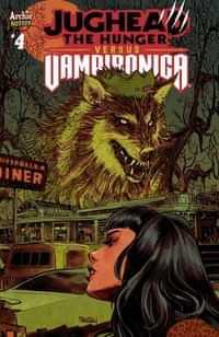 Jughead Hunger Vs Vampironica #4 CVR B Panosian