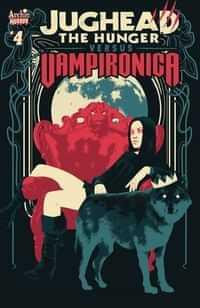 Jughead Hunger Vs Vampironica #4 CVR C Taylor