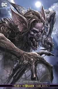 Justice League Dark #14 CVR B