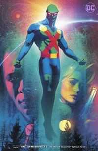 Martian Manhunter #8 CVR B