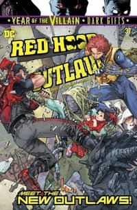 Red Hood Outlaw #37 CVR A