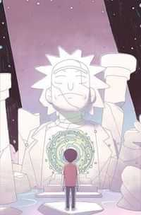 Rick and Morty #53 CVR B
