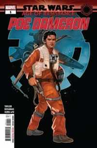 Star Wars Age of Resistence One-Shot Poe Dameron
